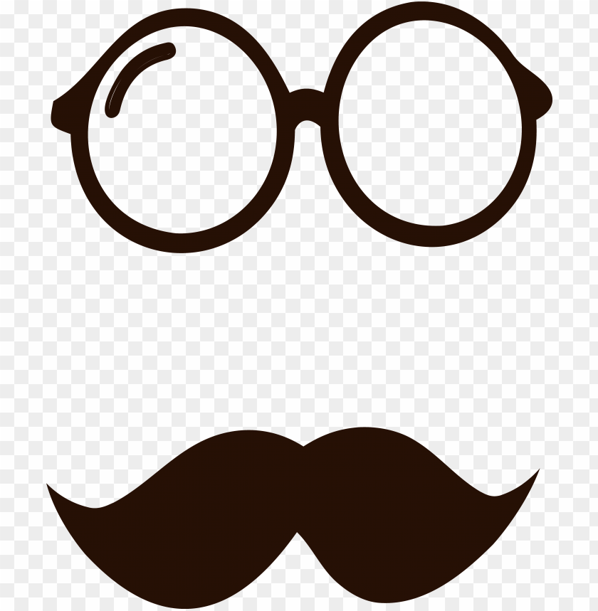 clip art freeuse download movember glasses and png.