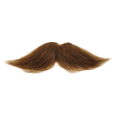 Mustache Black transparent PNG.
