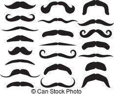 Mustaches Vector Clip Art EPS Images. 32,855 Mustaches clipart.