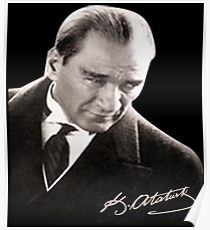 Mustafa Kemal Ataturk: Posters.