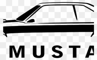 Free PNG Mustang Car Clip Art Download.