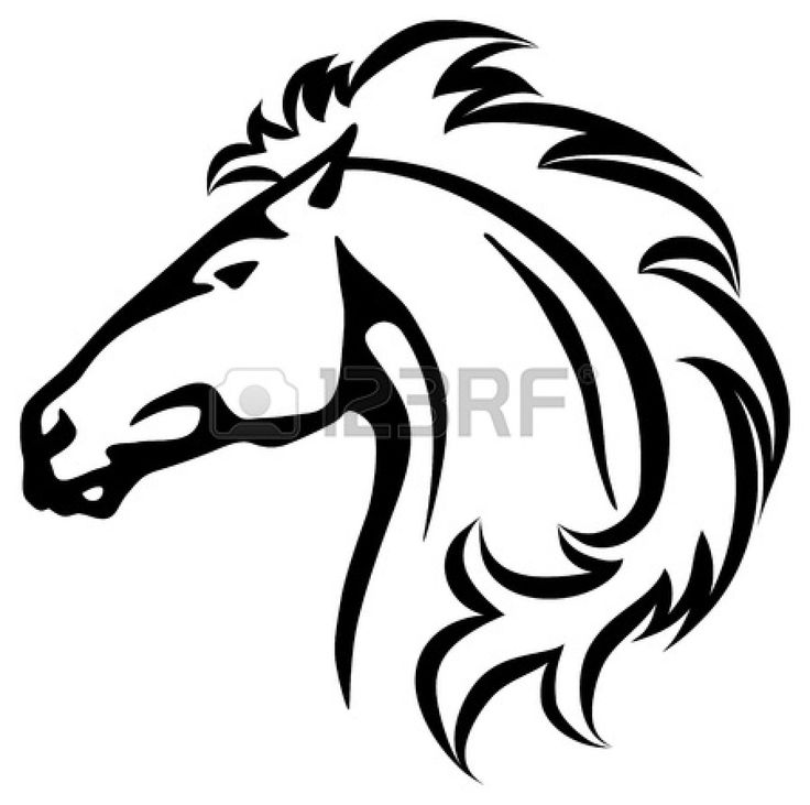 Mustang Clipart Horse.