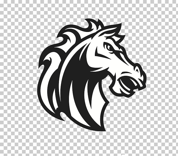 Ford Mustang Stallion, Mustang Horse Transparent PNG clipart.