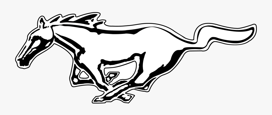 Mustang Logo Ford Vector Free Download Icons Clipart.