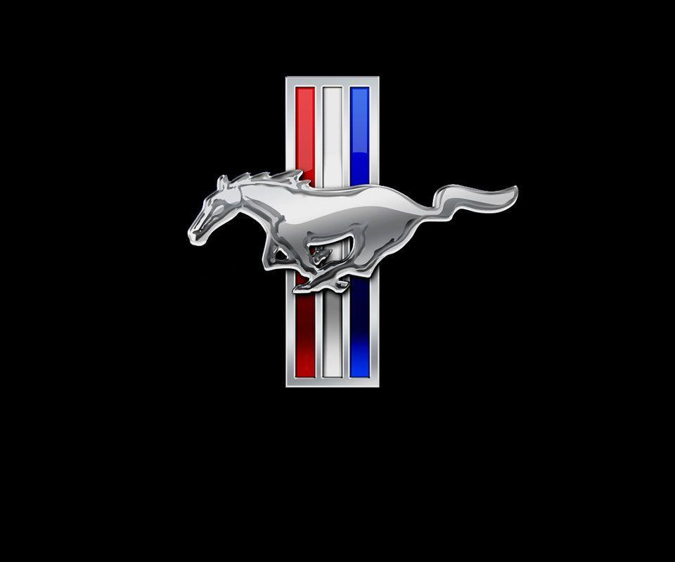 Mustang Logo Wallpapers.