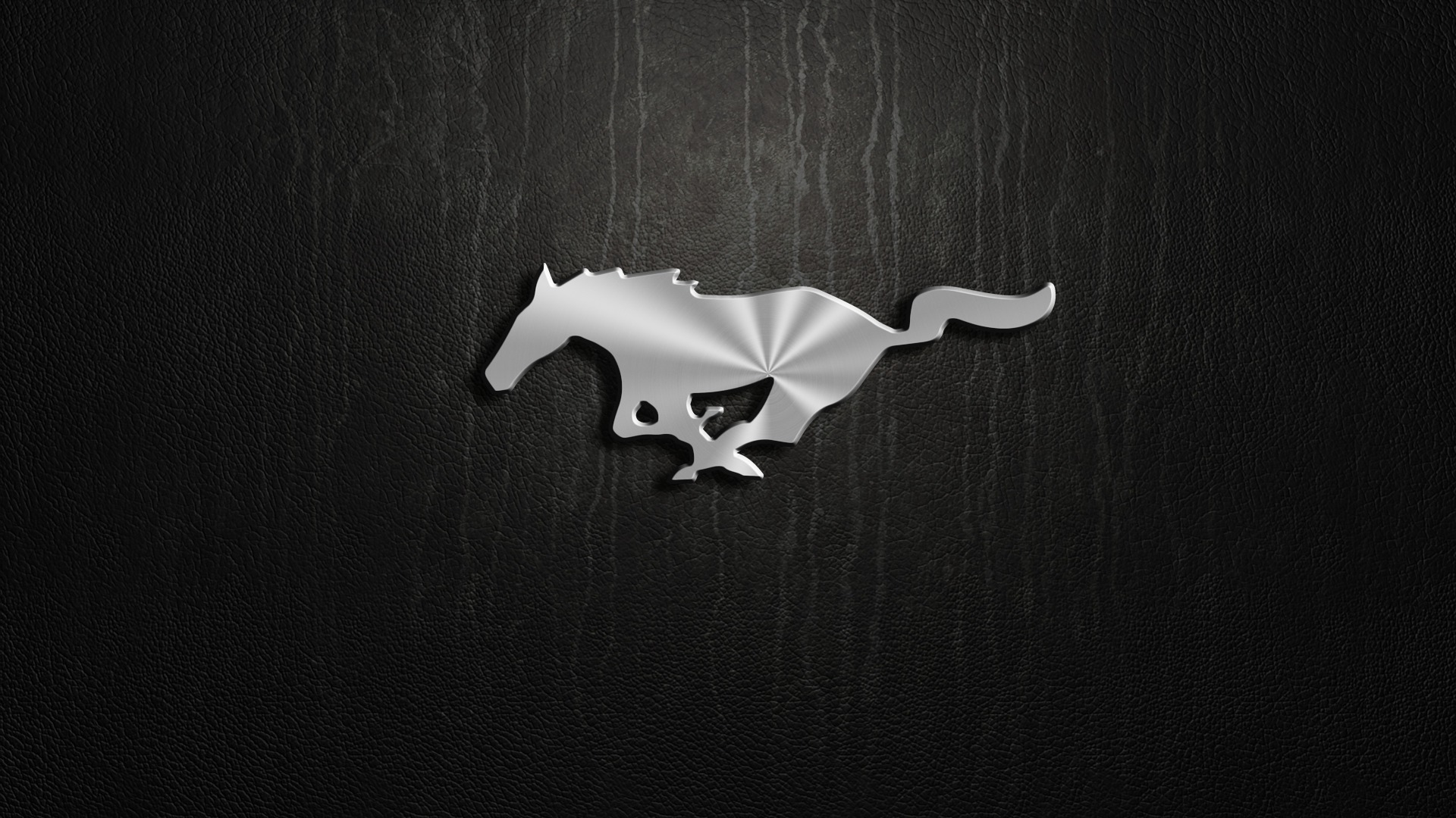 72+] Mustang Logo Wallpaper on WallpaperSafari.