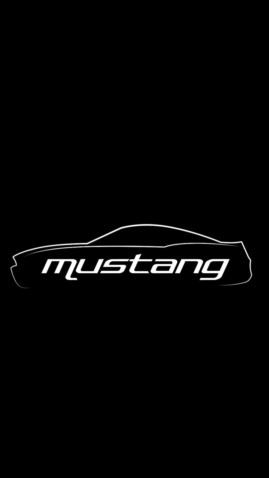 68+ Mustang Logo Wallpapers on WallpaperPlay.