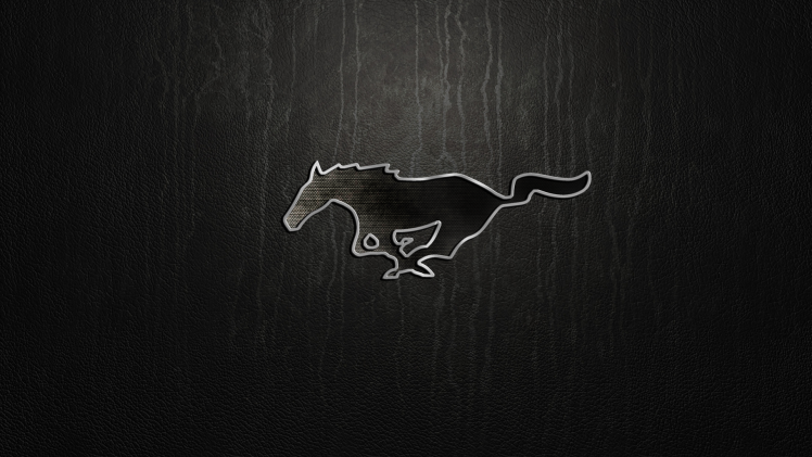 Ford Mustang, Logo Wallpapers HD / Desktop and Mobile.
