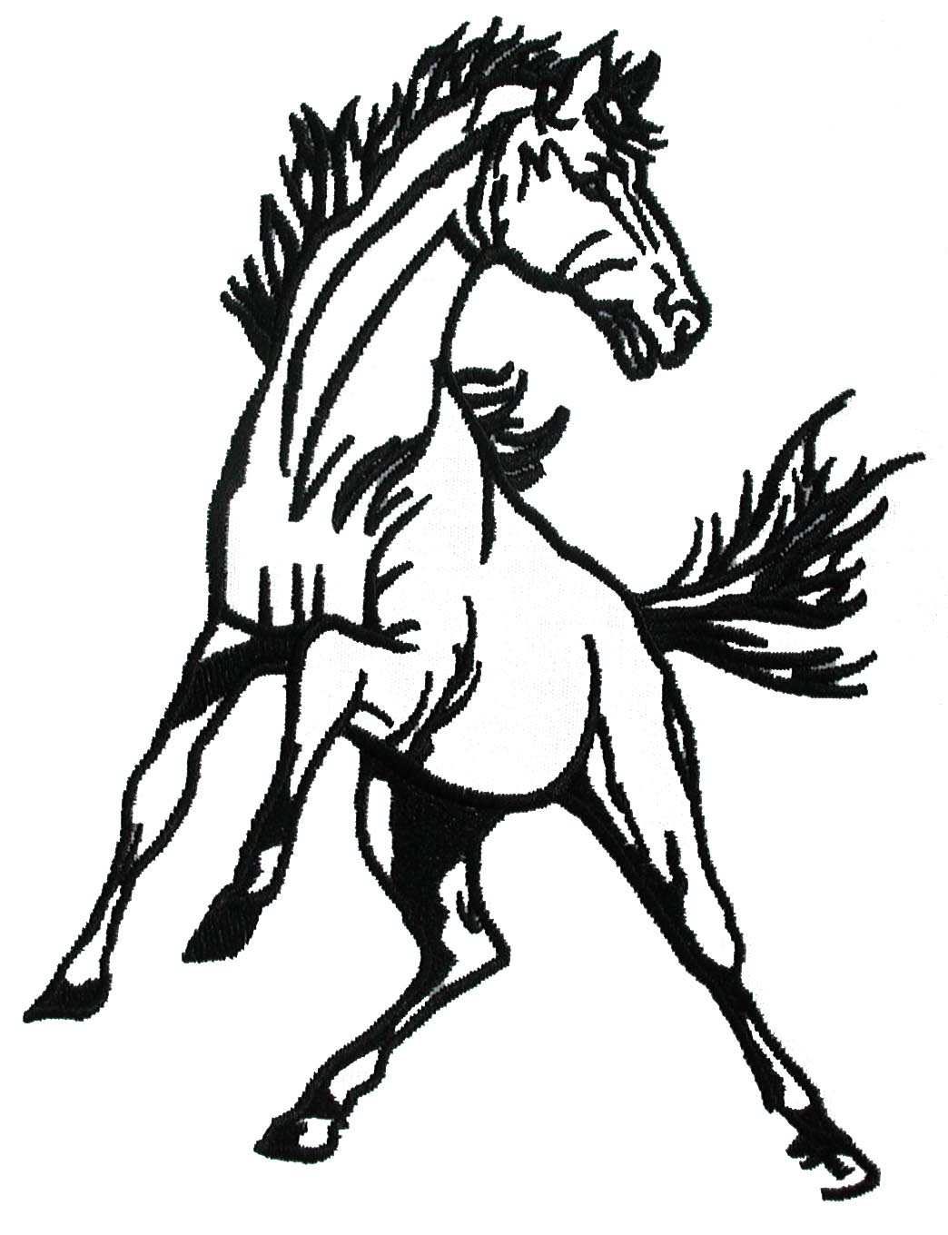 Free Mustang Mascot, Download Free Clip Art, Free Clip Art.