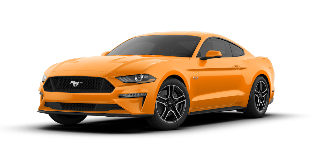 Ford Mustang PNG Transparent Images Free Download.