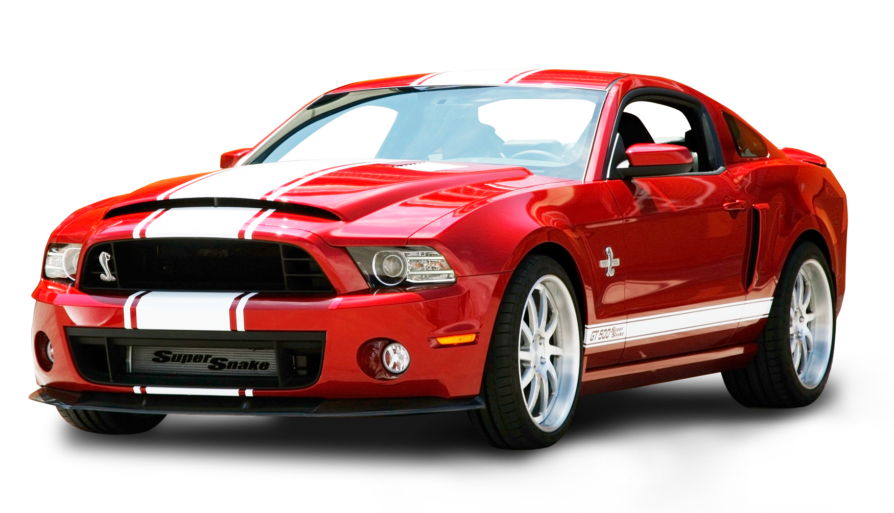 Ford Mustang PNG Image.