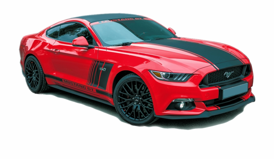 Ford Mustang Png.
