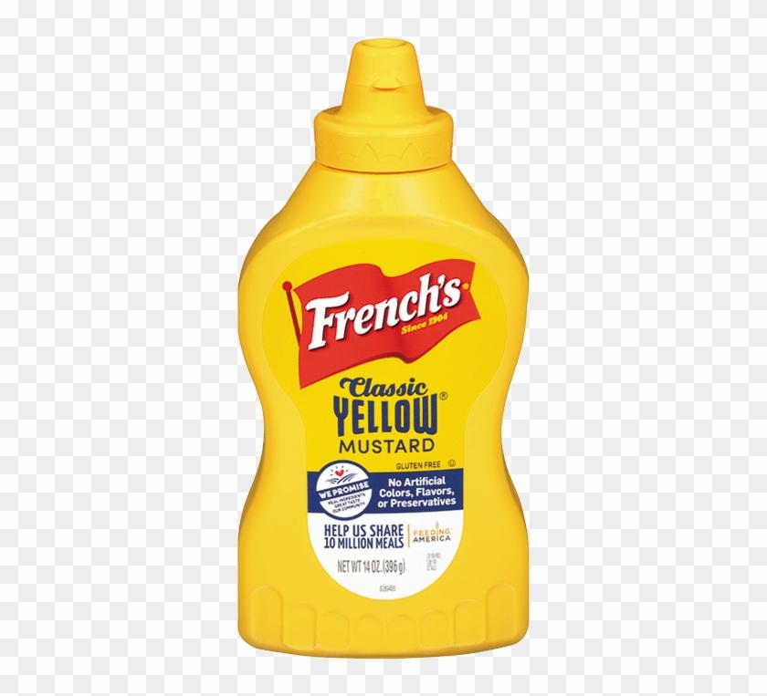 French`s Classic Yellow Mustard.