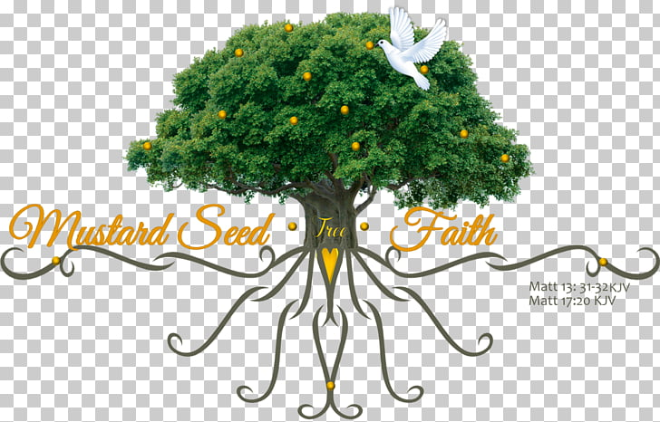 Parable of the Mustard Seed Mustard plant, others PNG.