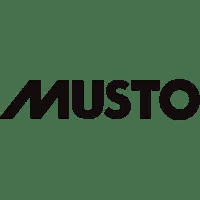 Musto Logo transparent PNG.