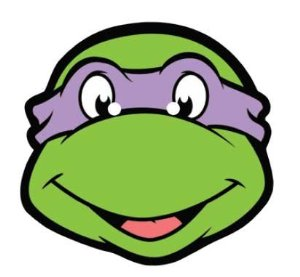 Tmnt Outline Clipart.