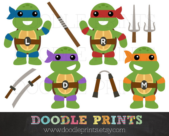Tmnt clipart.