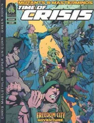 Mutants & Masterminds: Time of Crisis : Christopher.