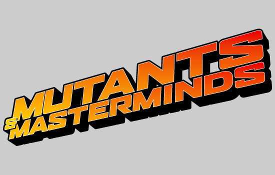Mutants & Masterminds: comicmasterpost — LiveJournal.