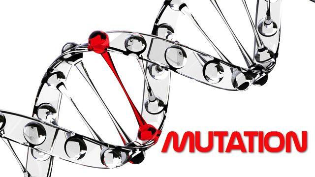 Mutations clipart.