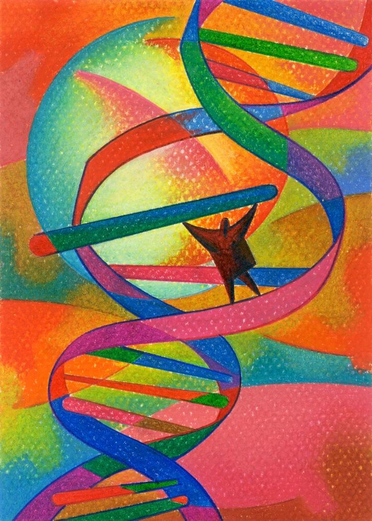 Mutations Clipart Clip art of DNA Clipart #7510 — Clipartwork.