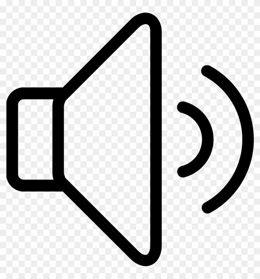 Speakers Clipart Audio Symbol.