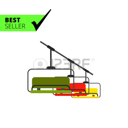 122 Chairlift Cliparts, Stock Vector And Royalty Free Chairlift.