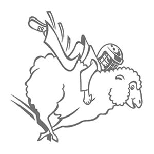 Mutton Busting.