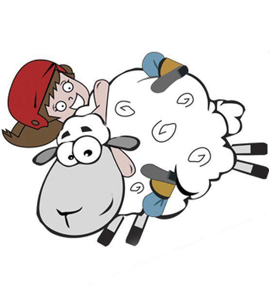 Ride sheep, pet horses at Rodeo Round Up.
