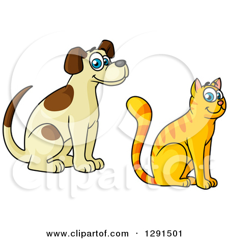 Royalty Free Stock Illustrations of Mutts by Seamartini Graphics.