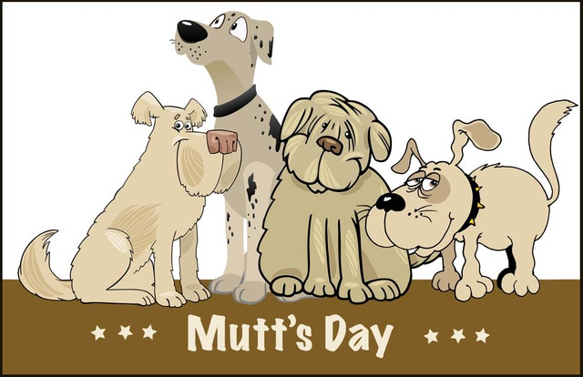 Gallery For > Clipart of a Mut.