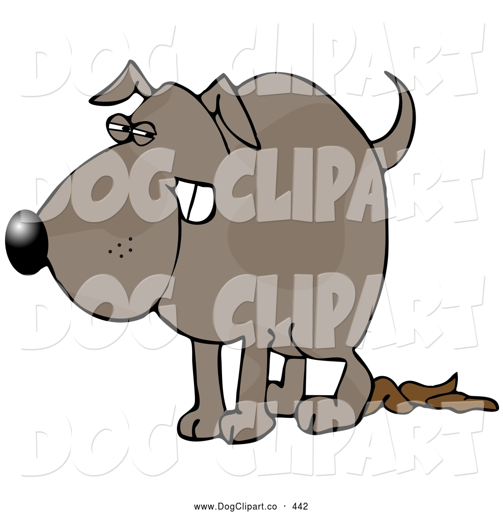Royalty Free Stock Dog Designs of Mutts.