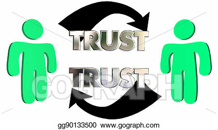 Trust clipart mutual, Trust mutual Transparent FREE for.