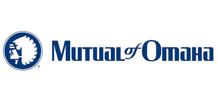 Mutual of omaha Logos.