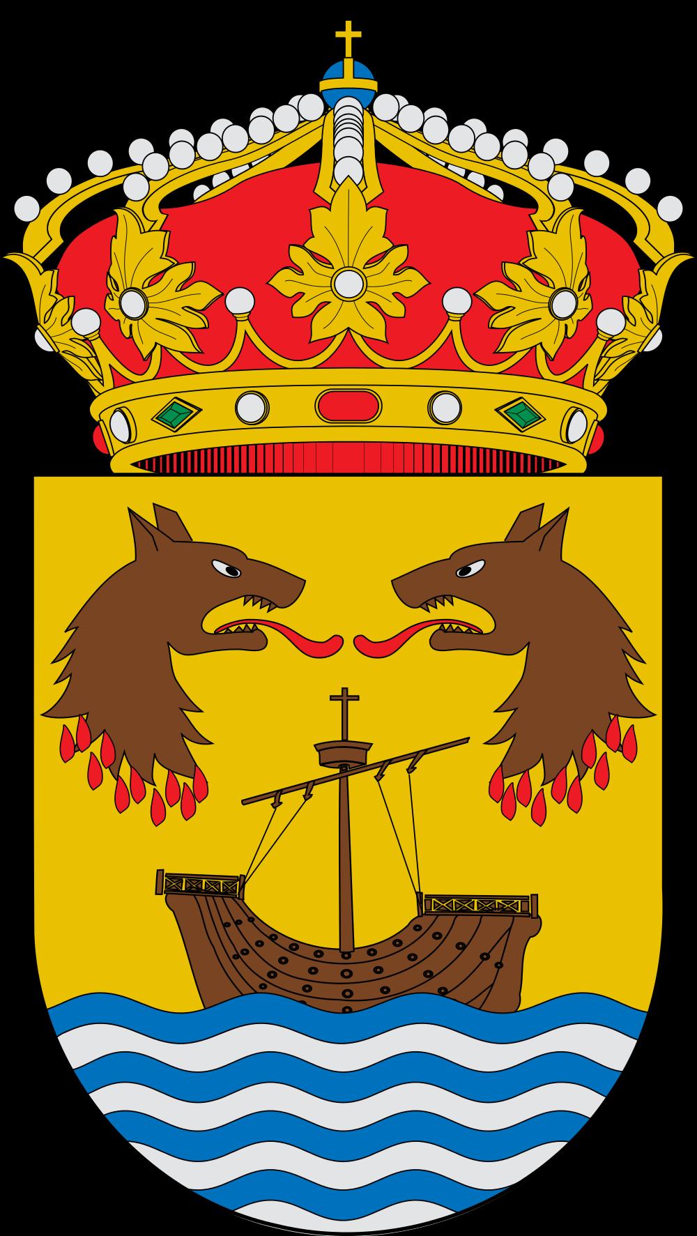 File:Escudo de Muxia.svg.
