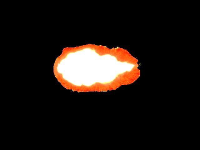 Gun Flash Png (+).