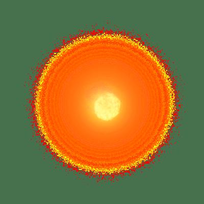 Circle Muzzle Flash Png Transparent.