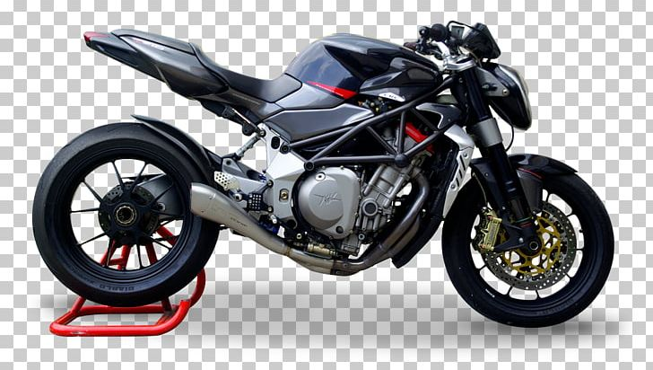 Exhaust System MV Agusta Brutale Series Motorcycle MV Agusta.