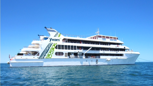 YWAM Medical Ships partners with Israel for PNG.