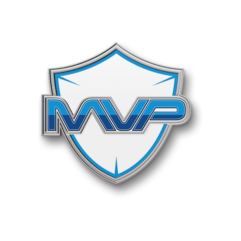 MVP Logo Enamel Pin.