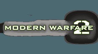 COD MW2 Logo.