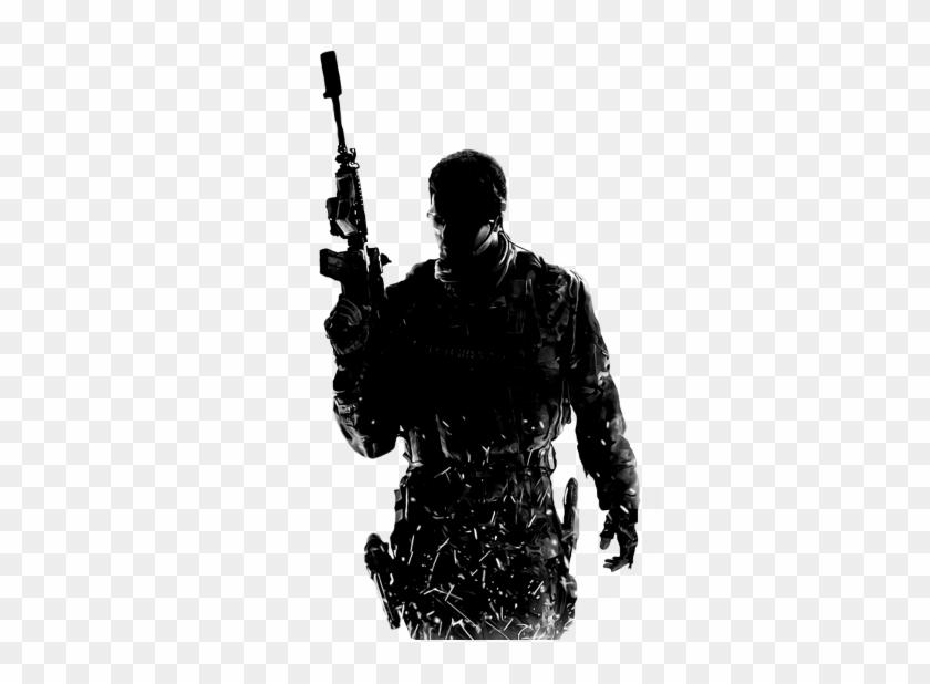 Call Of Duty Modern Warfare Png.
