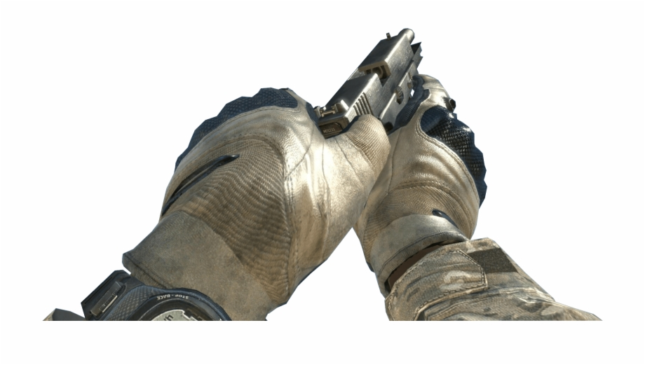 Transparent Call Of Duty Mw3.