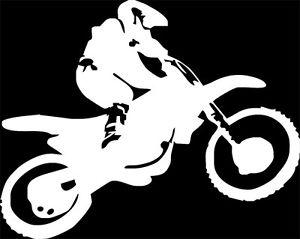034 Freestyle Jump 034 MX Dirt Bike Motocross Decal Sticker Decal.