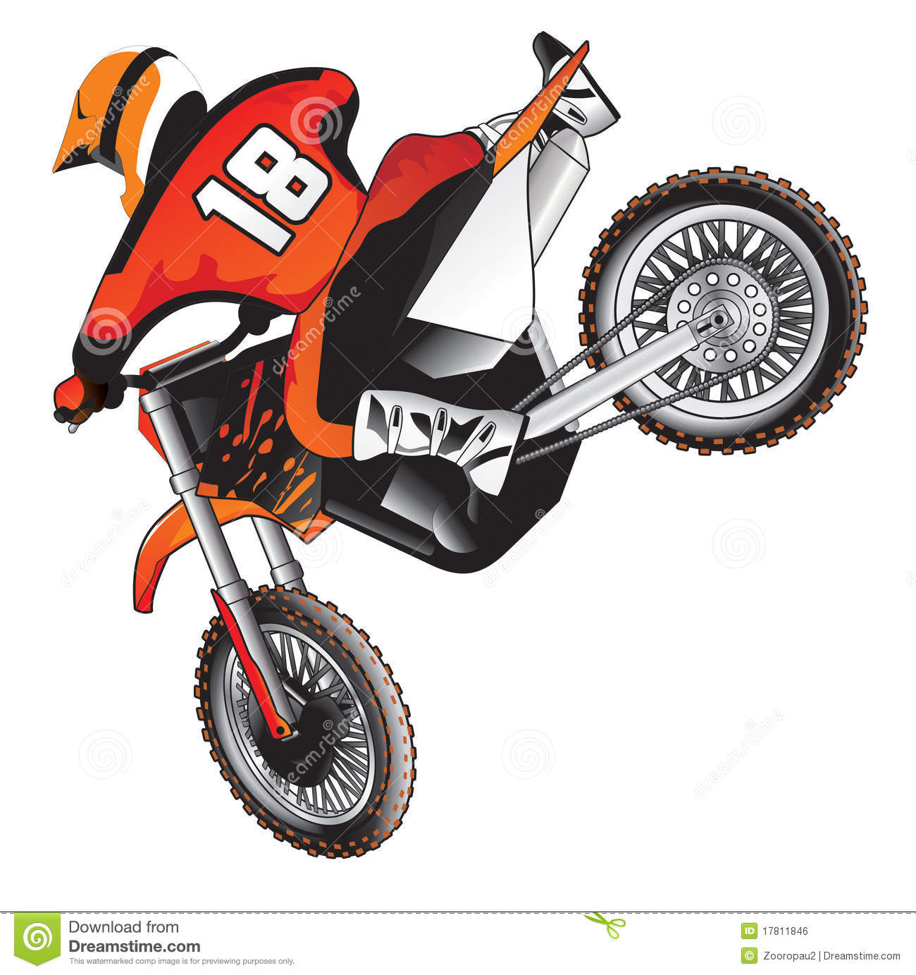 Motocross tools clipart free.