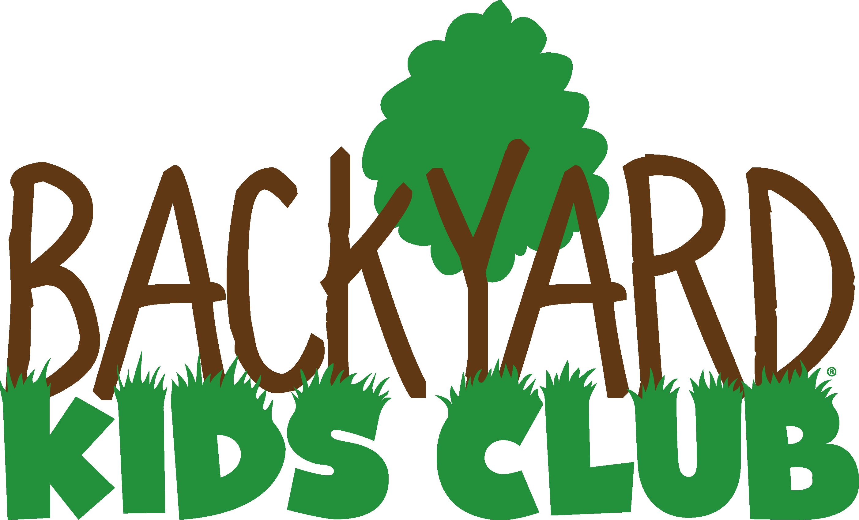 Backyard cliparts.