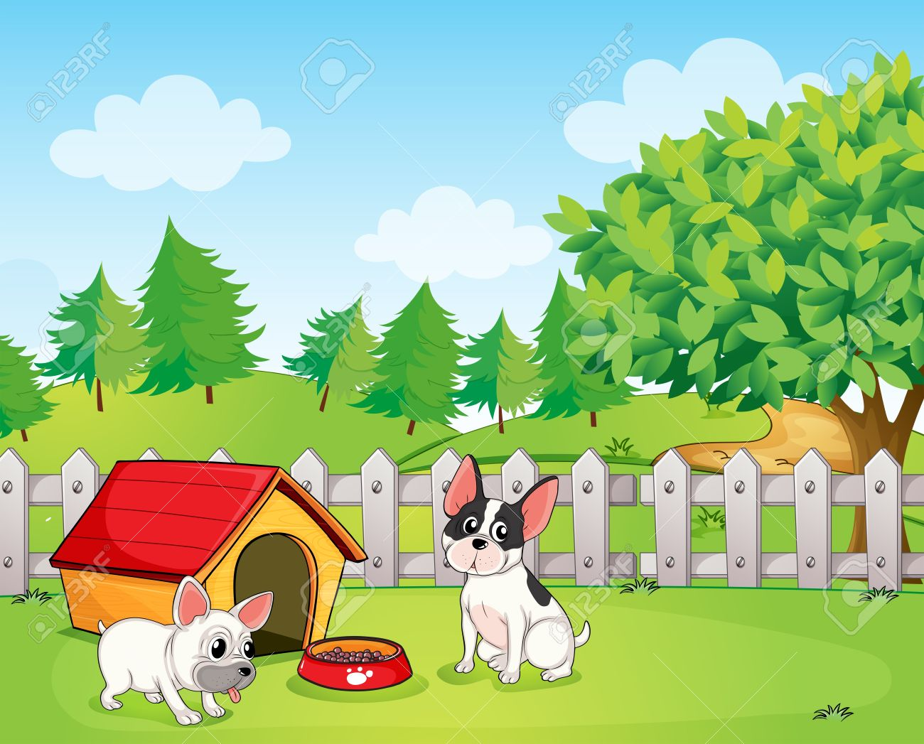 My backyard clipart 20 free Cliparts | Download images on ...