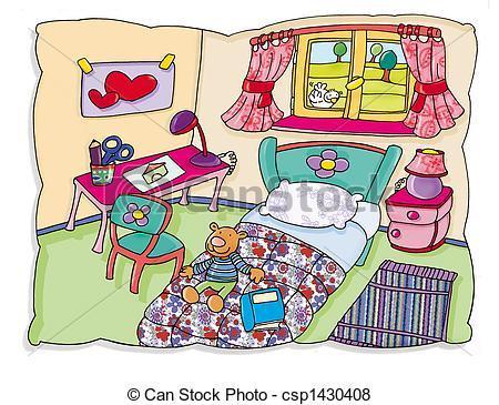 My bedroom clipart 3 » Clipart Portal.