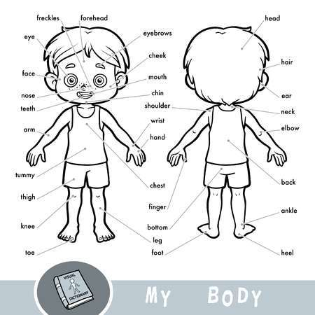 My body clipart black and white 3 » Clipart Portal.