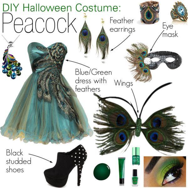 1000+ ideas about Peacock Halloween Costume on Pinterest.